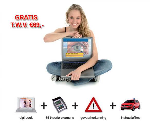 gratis theorie auto